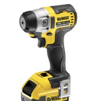 18v Li-ion Brushless Impact Driver