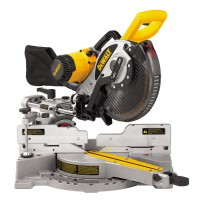 254mm Double Bevel Slide Compound Mitre Saw