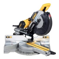 305mm Double Bevel Slide Compound Mitre Saw