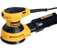 Dewalt Variable Speed Random Orbital Sander